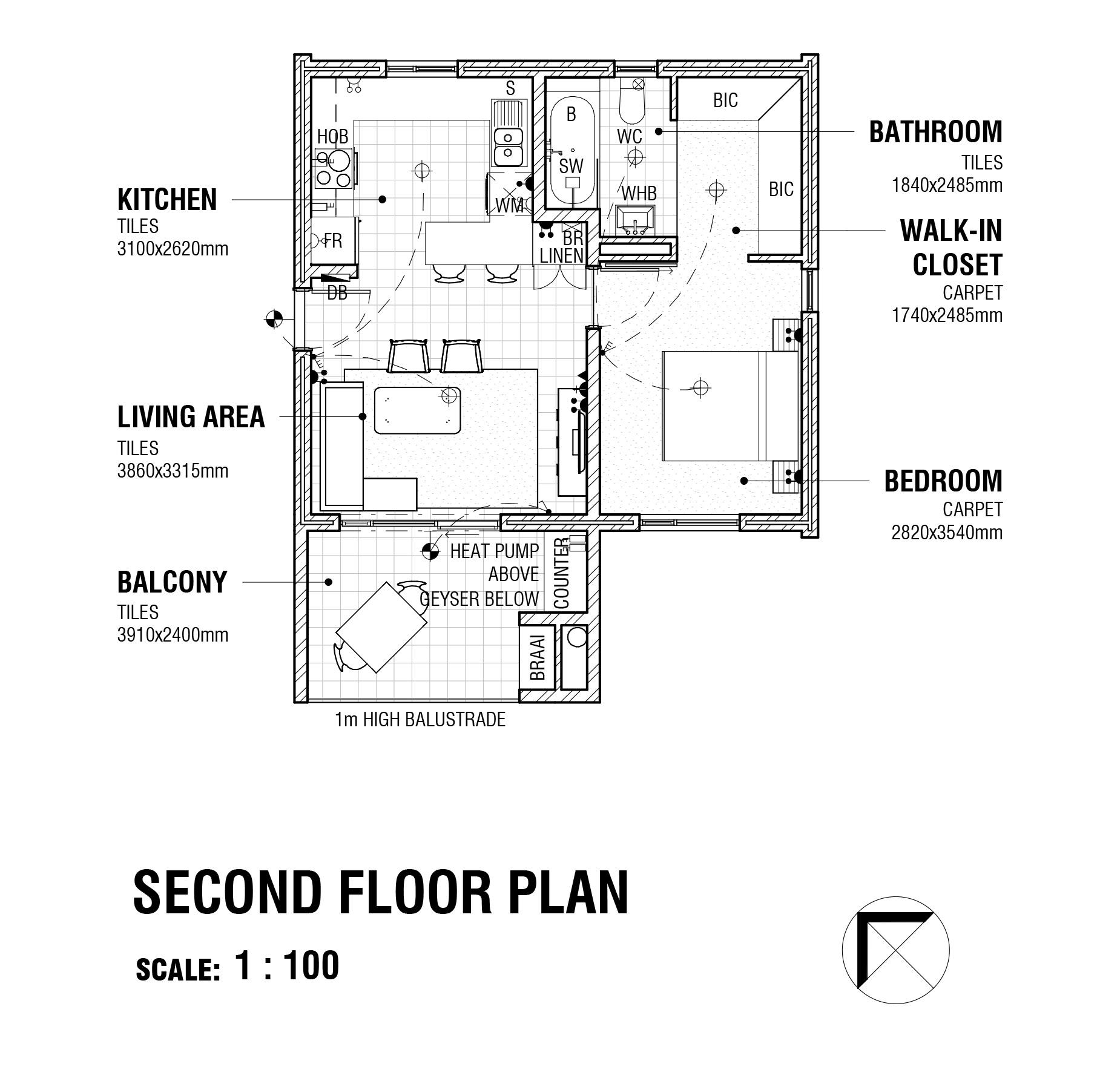 Hazelwood Apartments: HAZELWOOD BLOCK 5