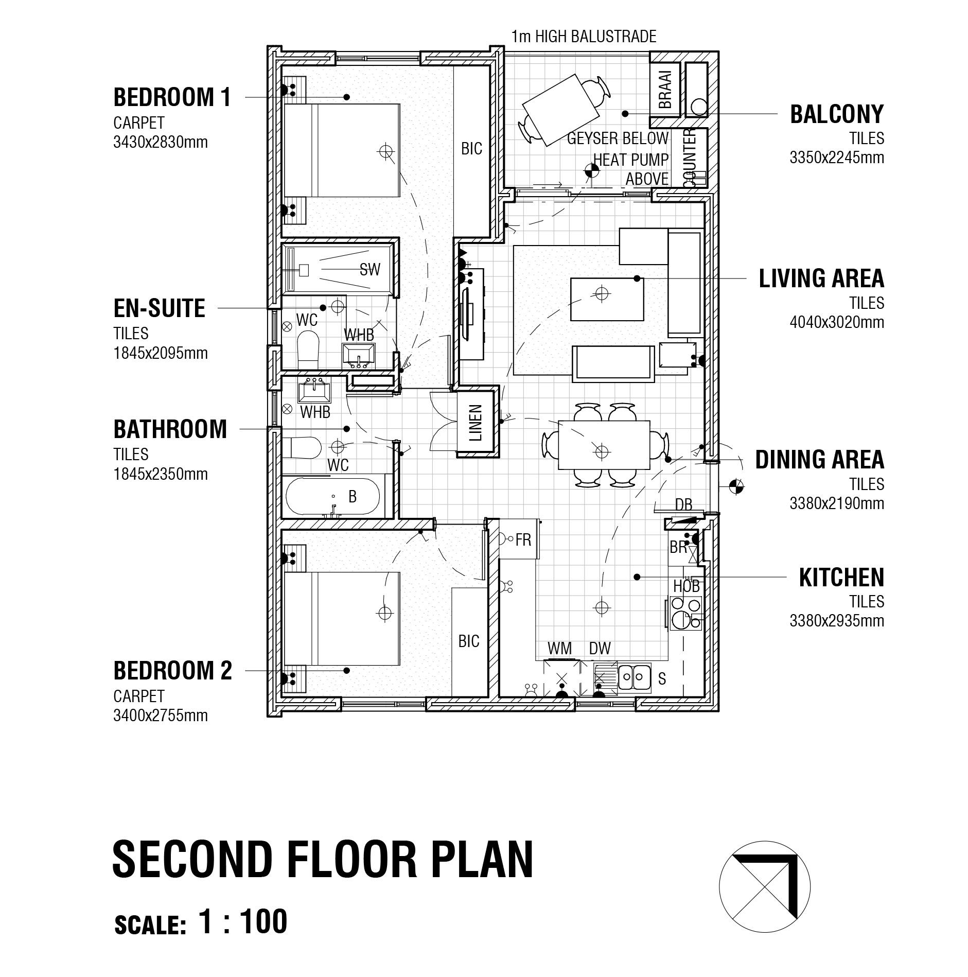Hazelwood Apartments: HAZELWOOD BLOCK 9