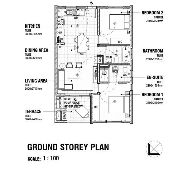 Hazelwood Apartments: HAZELWOOD BLOCK 8