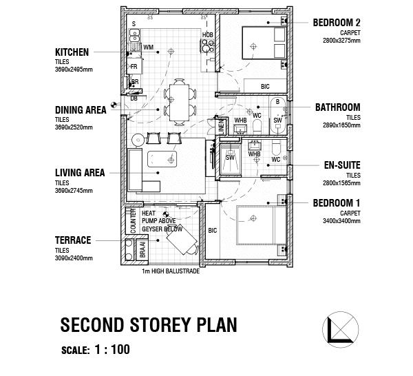 Hazelwood Apartments: HAZELWOOD BLOCK 7