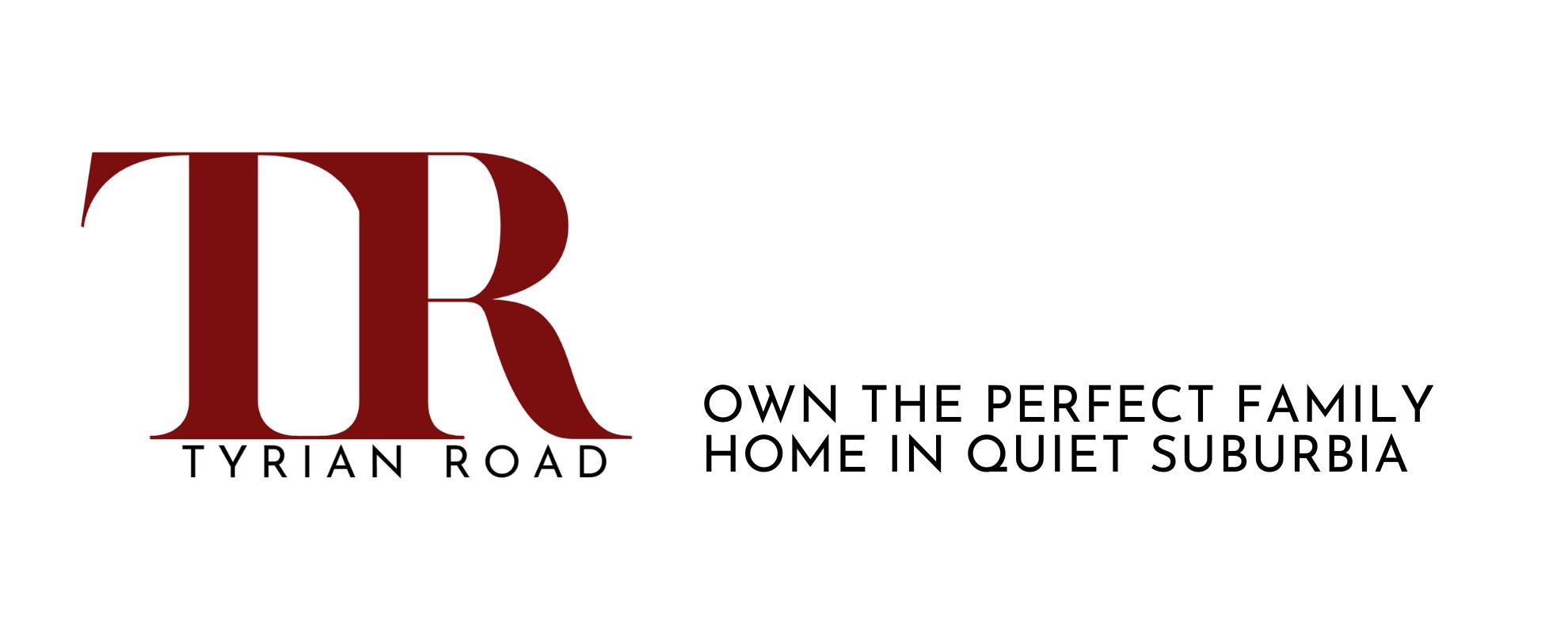 Tyrian Road banner logo