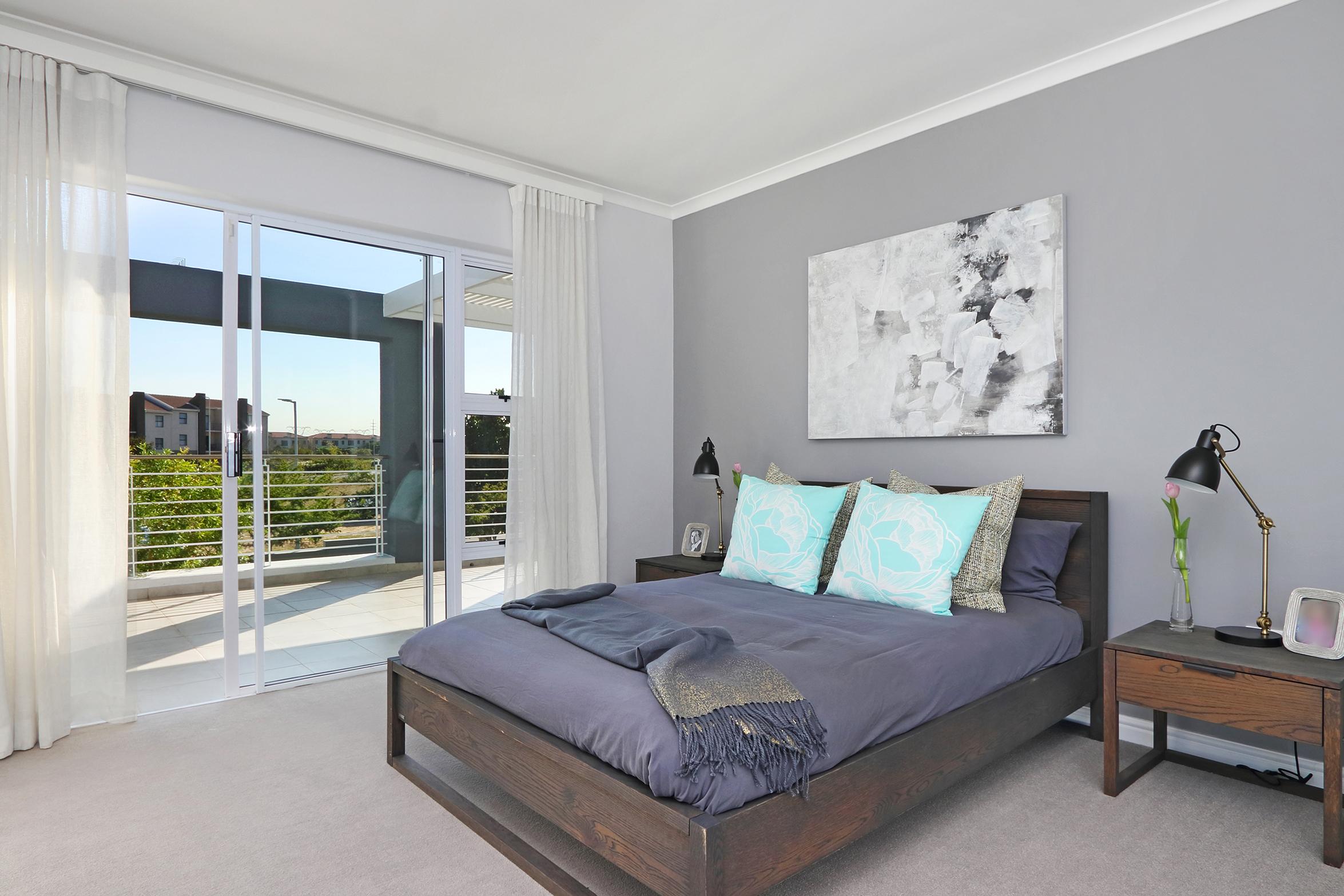 Tyrian main bedroom