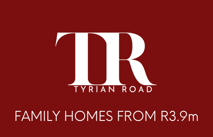 Tyrian Road home page block